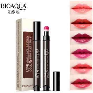 Bioaqua Cushion Matte Liquid Lipstick Love Soul