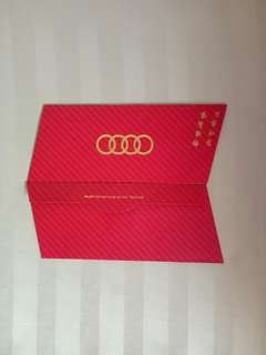 🚗  Audi Red Packets  (2, 4 or 6 nos )