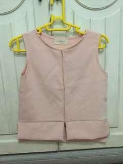 Kashieca Pink Top