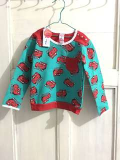 Genuine for kids sweater