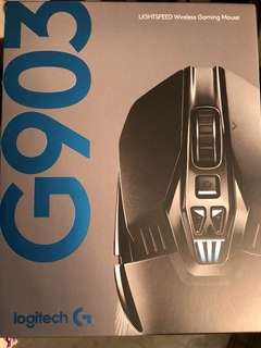 Logitech G903 (wireless) - Brand New