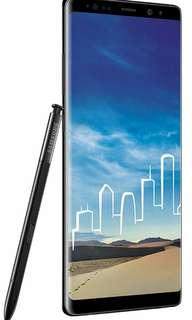 Kredit Samsung Note 8 Bunga 0% Tanpa CC Proses Kilat