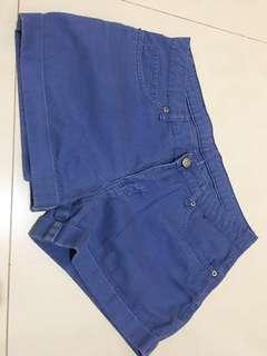 Bench Blue Shorts
