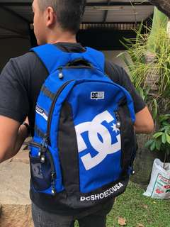 DC Backpack Seven Point Series 7.7
