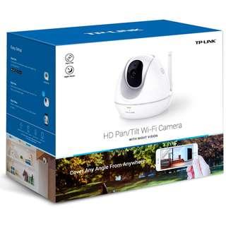 TP-Link TL-NC450 HD Pan/Tilt Wi-Fi Camera WITH NIGHT VISION