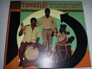 Music CD: Various–Tumbélé! Biguine, Afro & Latin Sounds From The French Caribbean, 1963-74