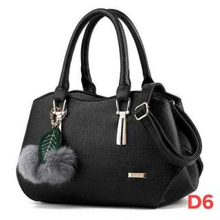JUN 18 SHOULDER / HANDBAG (DAC)