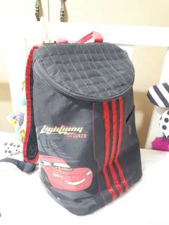 Adidas Cars Toddlers Backpacj