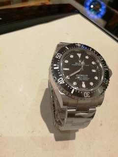 型號116600(行貨)淨錶