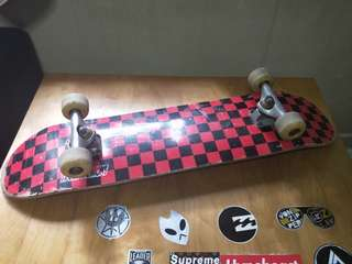 Speed Demon Skateboard