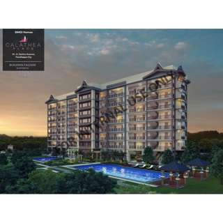 1BR for sale in CALATHEA PLACE in Paranaque near SM Sucat and Santana Grove
