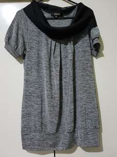 Celine gray blouse (S)