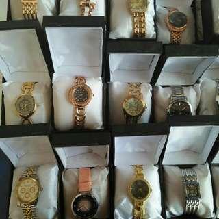 Jam tangan wanita KW