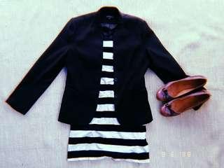 Stripes inner top/dress