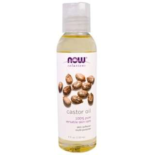 Now Foods Castor Oil,