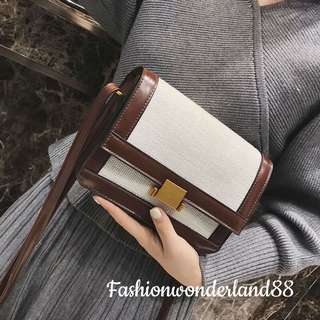 Korea little square bag