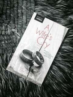 A wife's cry