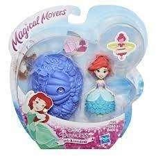 孩之寶迪士尼迷你公主轉轉樂園人物組
