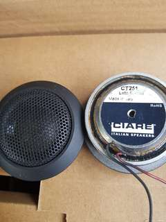 Ciare 3 way speaker set