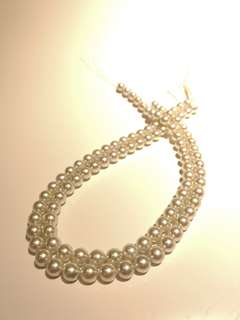 Japanese Akoya pearls (Grey 8-8.5mm)