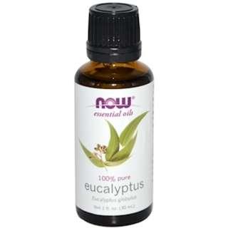 Now Foods, Eucalyptus Essential Oils