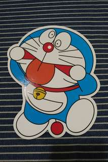Doraemon Post Card (Big - 18cm by 12cm)