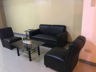 Sofa Set with free Side Table