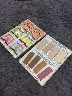The Balm Contour & Highlight