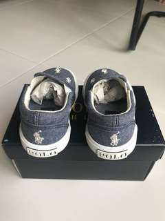 Polo Ralph Lauren Toddler Shoe