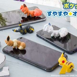 日本寵物小精靈iPhone線保護公仔