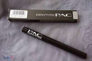 PAC LIQUID EYELINER BLACK