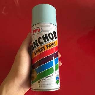 Used anchor spray