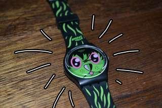 Swatch Watch Kidrobot The So Far Away Kid GB252 Jeremyville Watch