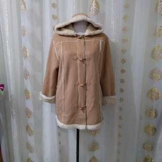 Christine Brooks coat