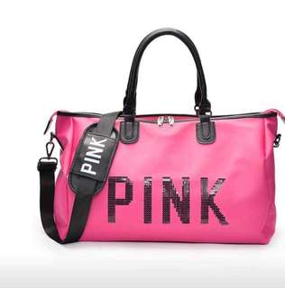 Pink fashion bag 😍 (B)