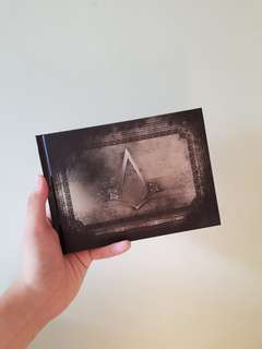 Assassin Creed Syndicate Art Book