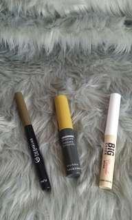 Take all Authentic Eyebrow makeup bundle