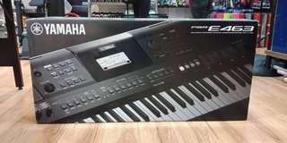 Keyboard Yamaha PSR E 463 ( Kredit )