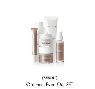 Skincare Optimals Even Out