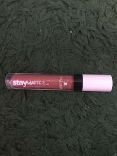 Staymatte Lip Cream