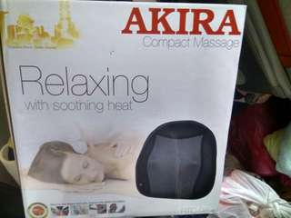 Massage Cushion Akira compact Massay