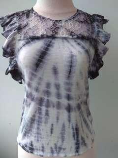 top marble purple BILLABONG