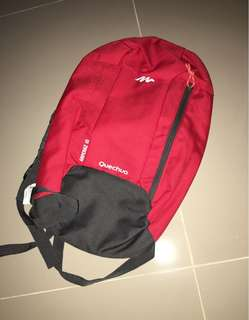 Small bag for cycling, hiking or any outdoor activities