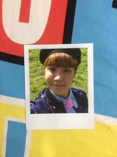 BTS Young Forever Jhope Photocard / PC