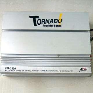 Car Amplifier (Tornado)