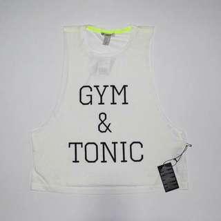 Gym and Tonic Top