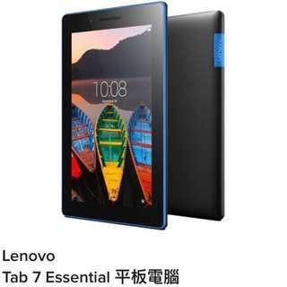 Lenovo tab7 Essential tablet + Case