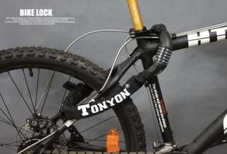 Brand New Tonyon No's Chain Lock
