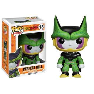 🚚 [Preorder] Funko POP! Animation: Dragon Ball Z - Perfect Cell