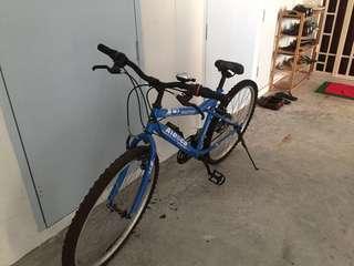 Alcatraz bicycle